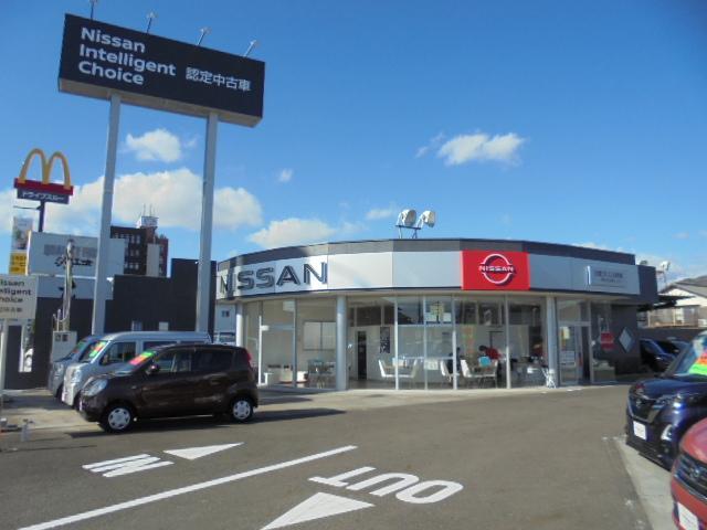 日産プリンス静岡販売 清水中古車センター(1枚目)