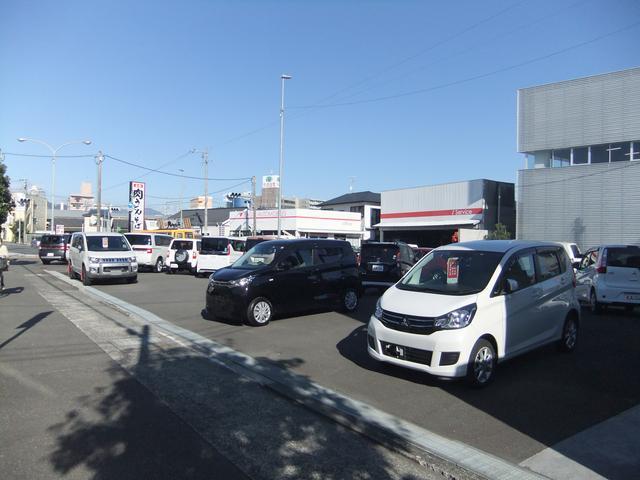 静岡三菱自動車販売 クリーンカー静岡(1枚目)