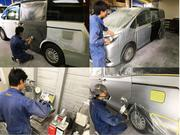 自社塗装ブース完備!!熟練スタッフが対応致します。