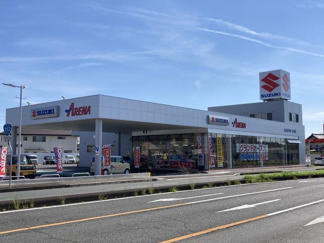 (株)スズキ自販浜松 U's STATION浜北 (1枚目)