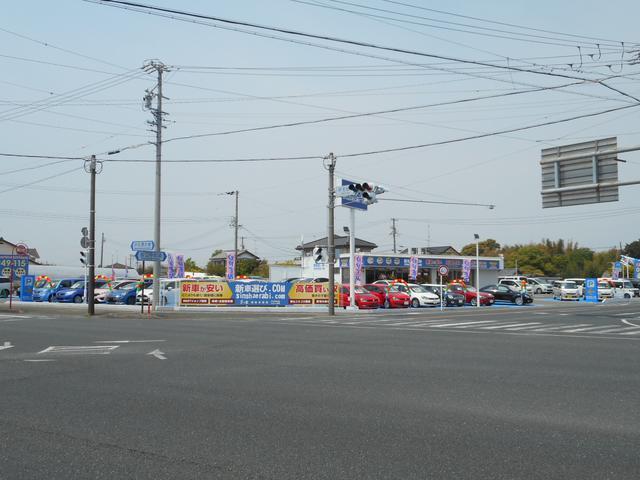 新車専門店 新車選びドットコム 中古展示場