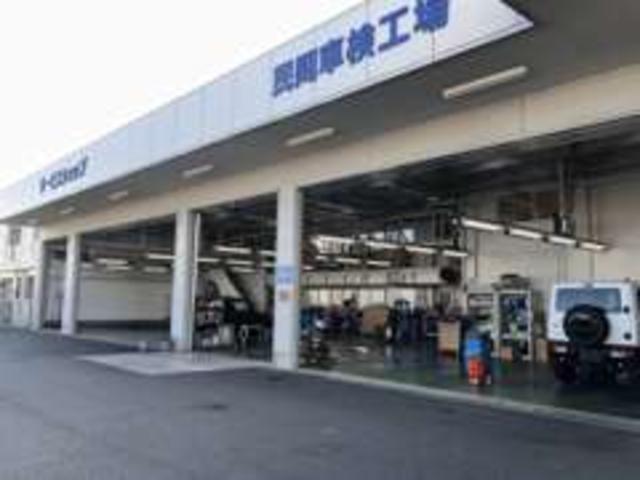 (株)スズキ自販浜松 U's STATION小笠(6枚目)