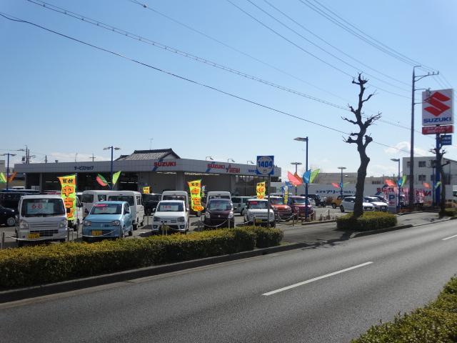 (株)スズキ自販浜松 浜松西インター店