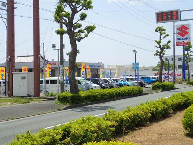 (株)スズキ自販浜松 浜松西インター店(1枚目)