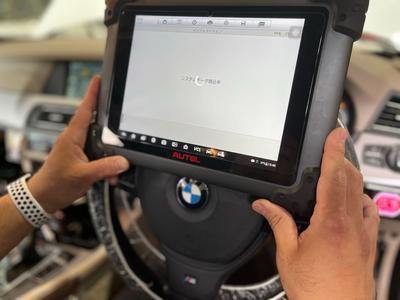 輸入車の修理・整備もお任せ下さい。