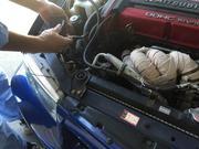 エンジントラブルはレグレースへ!