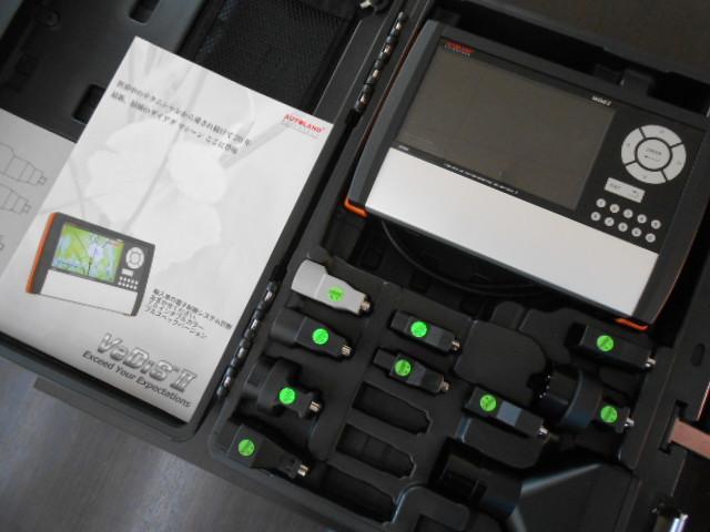 AUTO LANDO VeDiS 2輸入車電子システム診断テスター完備!!(各リセットできます。)