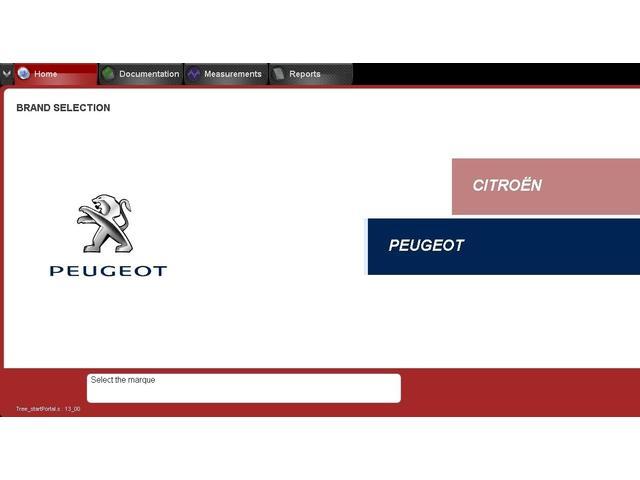 Peugeot/Citroen専用診断機DIAG-BOXを導入しています。