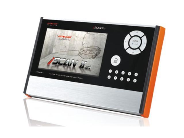 輸入車診断機「iSCAN2 wt IMSユーロ」を導入しています。