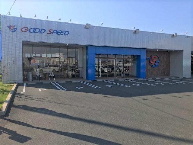 「静岡県」の中古車販売店「GOOD SPEED グッドスピード MEGA浜松店」
