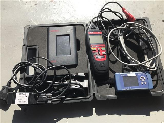 各種コンピュータ診断機も完備しております。