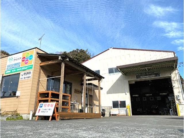 「静岡県」の中古車販売店「カーショップ アイデア」