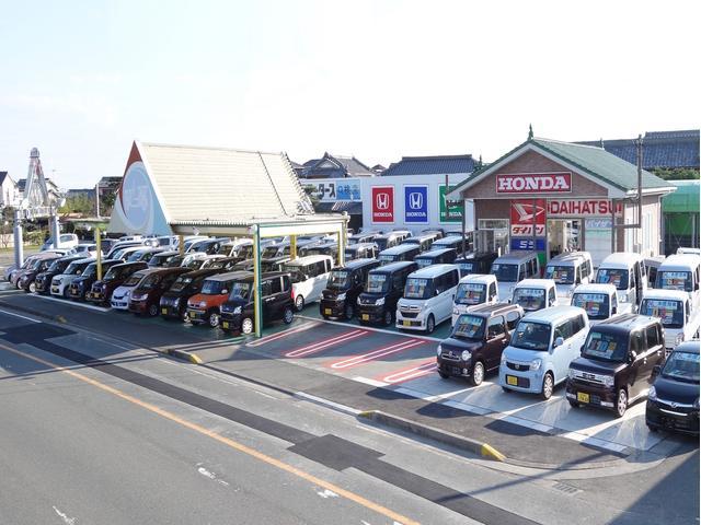 未使用車・中古車大型展示場 松下モータース磐田支店(4枚目)