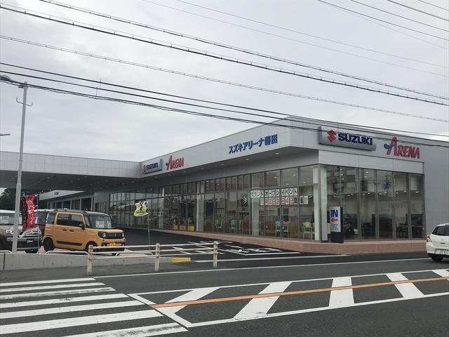 (株)スズキ自販浜松 U's STATION磐田(1枚目)