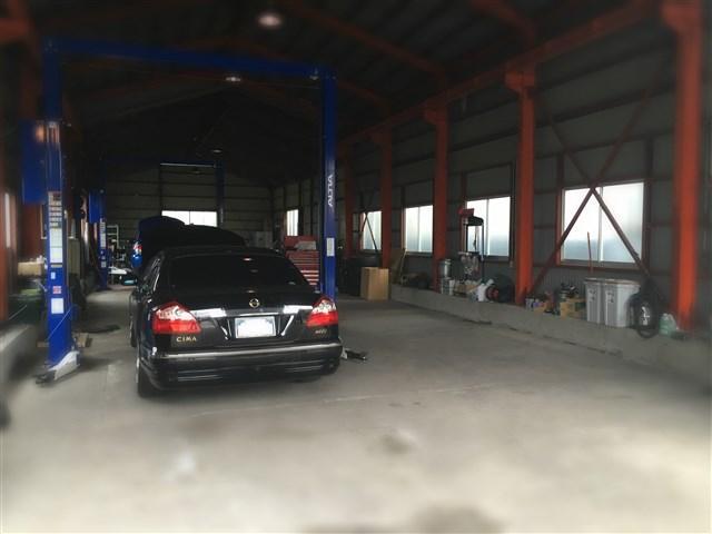 自社の認証工場を完備しております!修理・整備・車検・点検お任せ下さい。