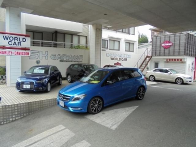 SK GARAGE本社 有限会社エスケイ自動車販売(2枚目)