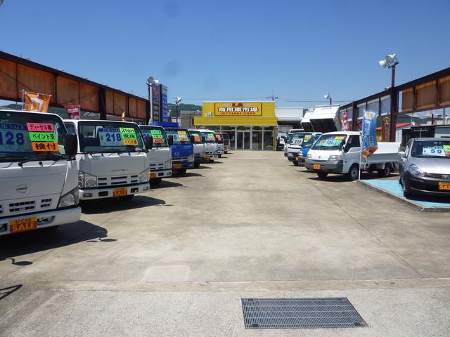 「和歌山県」の中古車販売店「(有)エルエーファクトリー 商用車市場」