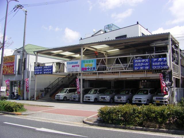 TSURUMI AUTO (ツルミオート) 軽自動車専門店