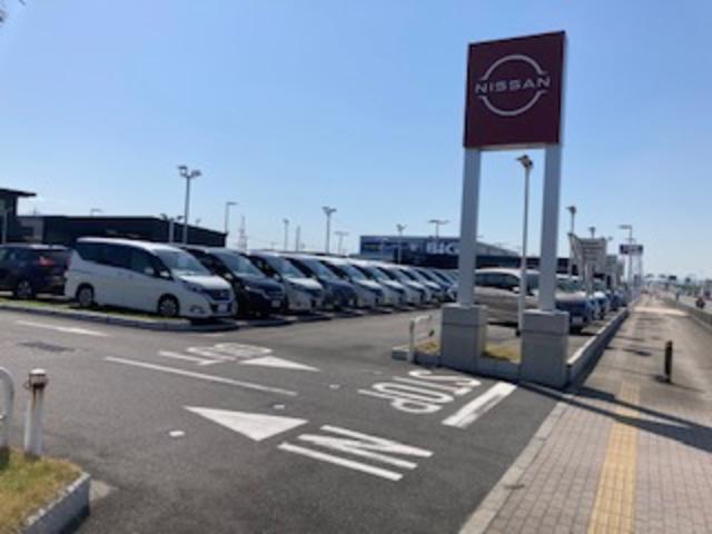 京都日産自動車(株)日産カーパレス伏見