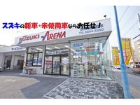 大阪最大級のスズキ軽自動車専門ディーラー 大阪スズキアリーナ城東163店