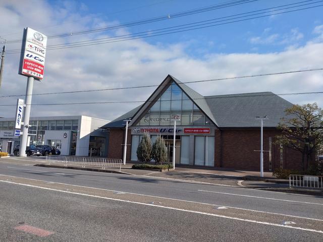 トヨタカローラ新大阪(株)U-Car南高槻店