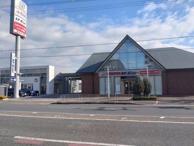 トヨタカローラ新大阪(株)U-Car南高槻店(1枚目)
