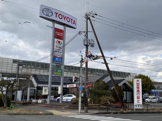 トヨタカローラ新大阪(株)U-Car中環茨木店(1枚目)