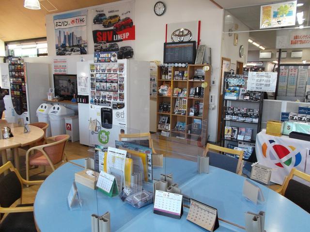 トヨタカローラ新大阪(株)U-Car中環茨木店(2枚目)