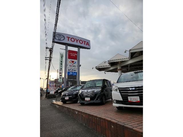 トヨタカローラ新大阪株式会社アウトレット摂津2号店(1枚目)