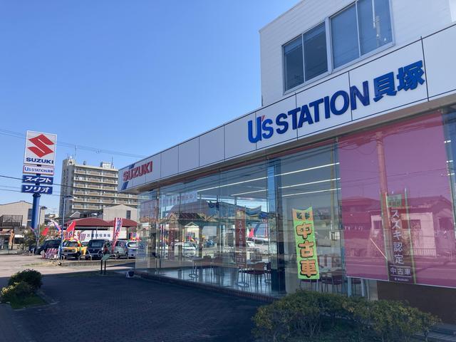 (株)スズキ自販近畿 U's STATION貝塚