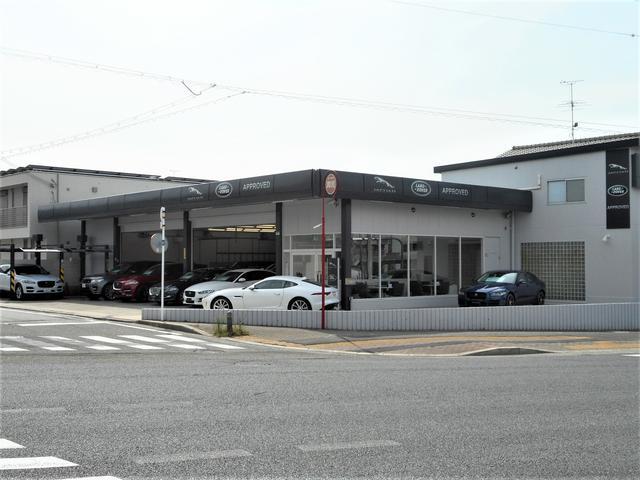 ジャガー・ランドローバー堺の店舗画像