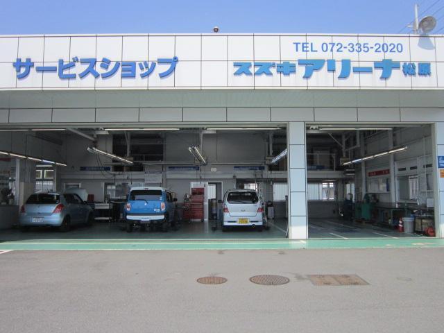 (株)スズキ自販関西 松原営業所(6枚目)