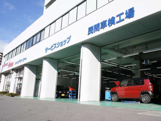 (株)スズキ自販関西 守口営業所(6枚目)