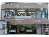 トヨタカローラ京都(株) 北白川店