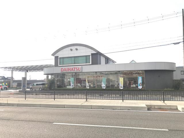 滋賀ダイハツ販売(株)U-CARハッピー水口店(2枚目)