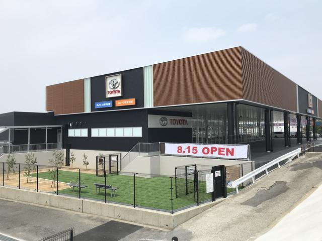 トヨタカローラ南海株式会社 貝塚プラザ