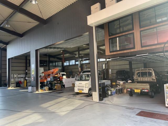 タイヤ交換24インチまで対応できます。