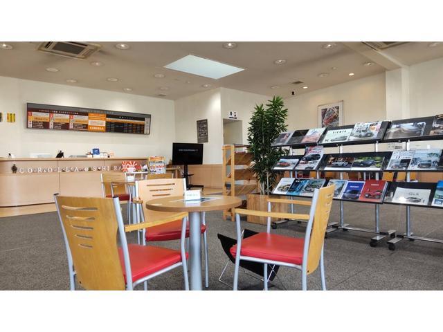 トヨタカローラ姫路(株)しらさぎ店U-Car(3枚目)