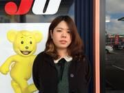 サービスフロント 浦田 彩加