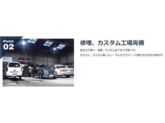 【近畿運輸局指定工場】にて車検や整備等、車に関する事は幅広く手厚く行っております☆