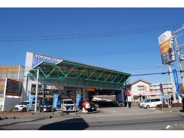 トヨタカローラ和歌山(株)シーズ田辺店U-Car