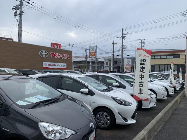 トヨタカローラ和歌山(株)シーズ田辺店U-Car(4枚目)