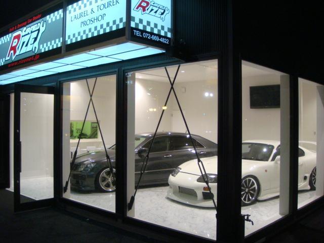 CAR FIELD RIZE 株式会社カーフィールドライズ ドレスアップカー専門店(6枚目)