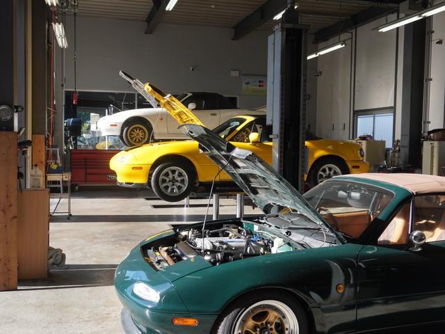 Garage Astrare ガレージアストレア カスタムカー専門店(5枚目)