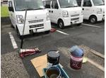 郵便車出張オイル交換・オートスピリット・守口市
