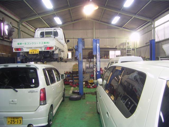 (有)春田自動車/プロ整備・車検・修理専門店(2枚目)