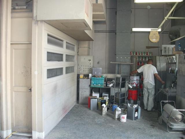 ブースで塗装しますので仕上がりもキレイです。詳しくはhttp://www.kyoto−hsk.com