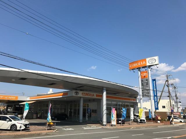 「和歌山県」の中古車販売店「トヨタカローラ和歌山(株)シーズ北島店U-Car」
