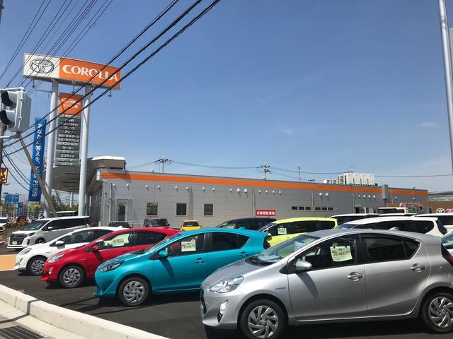 トヨタカローラ和歌山(株)シーズ北島店U-Car(1枚目)