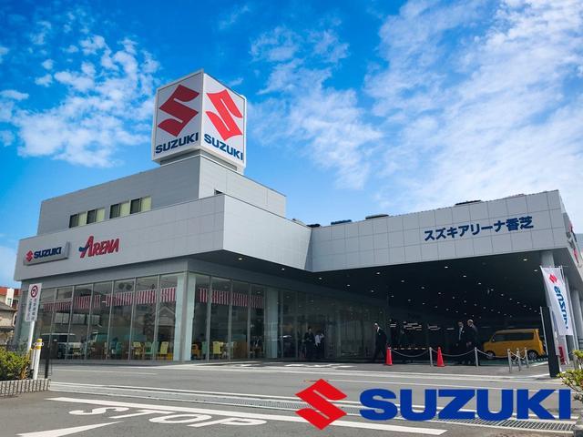 (株)スズキ自販奈良 U's STATION香芝